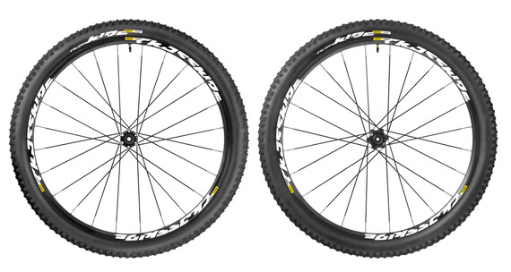 "Mavic Crossride Light hjul 29"" WTS Intl 2,25 svart"